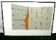 額装版画 リトグラフ 岡田露愁作 Roshiw Okada / サイン エディション入り 【中古】【送料無料】