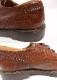 イタリア製 コールハーン COLEHAAN シボ革 Uチップシューズ 9D(27cm相当)(メンズ)【中古】