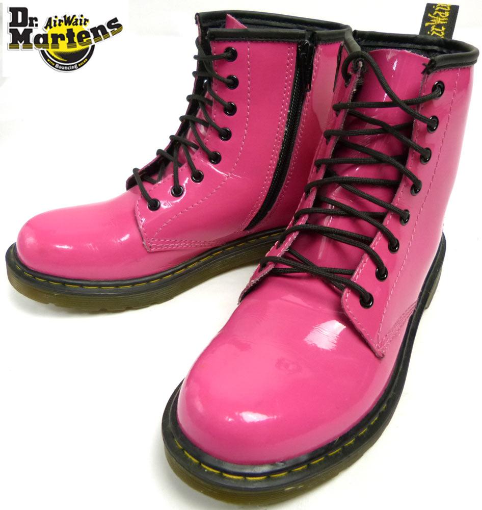 ドクターマーチン Dr.Martens 8ホール ブーツ UK3(22cm相当)(レディース)【中古】