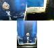 ジン・G・カム Jin G.Kam「フロム・ザ・ニューワールド」リトグラフ・キャンバスED 直筆サイン / 額装 黄袋付き/エディション有り【中古】【送料無料】