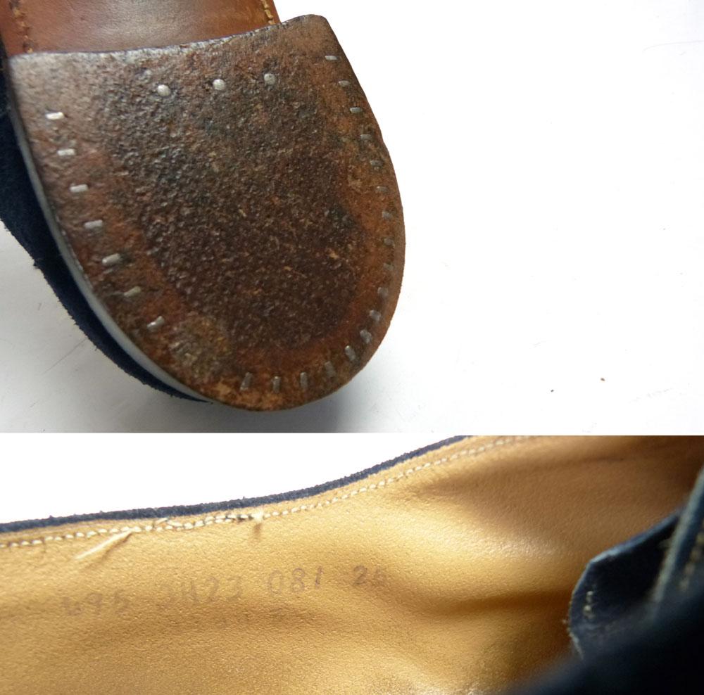 1960-70s ビンテージ オックスフォード スエードシューズ (27.5-28cm相当)( メンズ )【中古】
