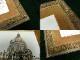 NARUMI 鳴海製 陶板画 小磯良平 「サン・ジョルジオ・マジョーレ寺院 」 木製額縁【中古】