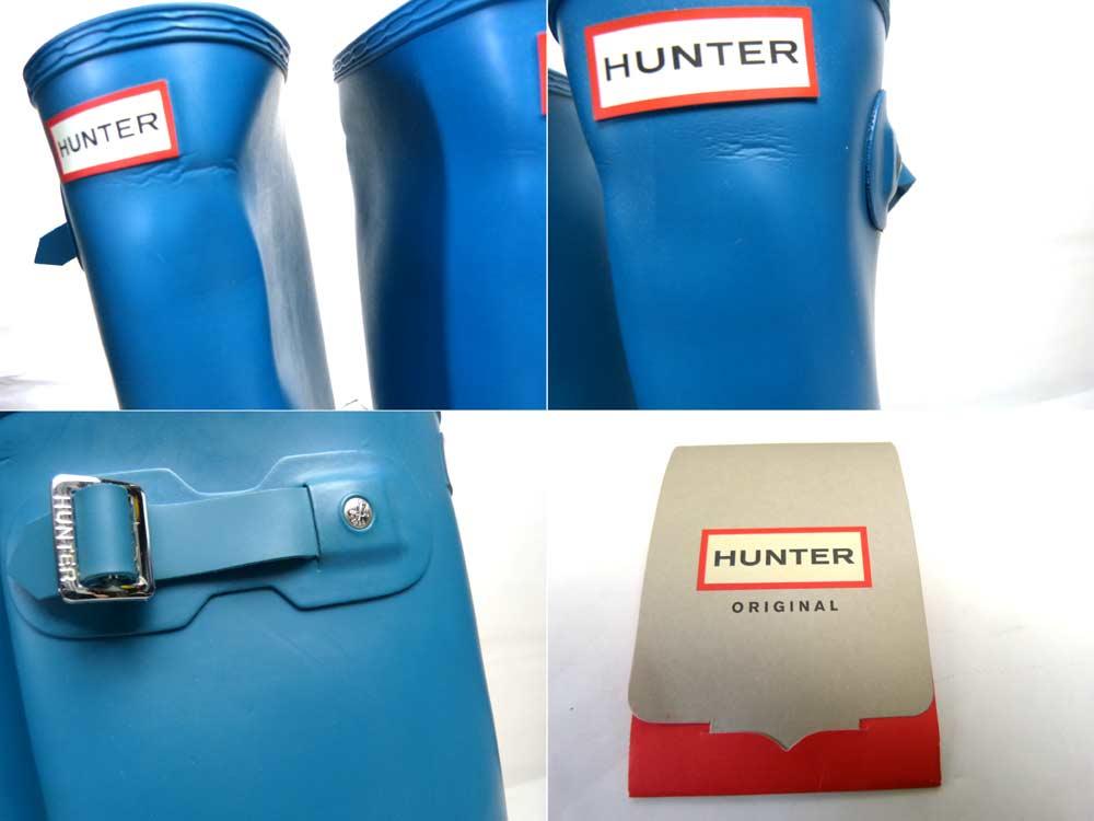 ハンター / HUNTER オリジナルツアー レインブーツ  UK6(25cm相当)(メンズ・レディース)【中古】