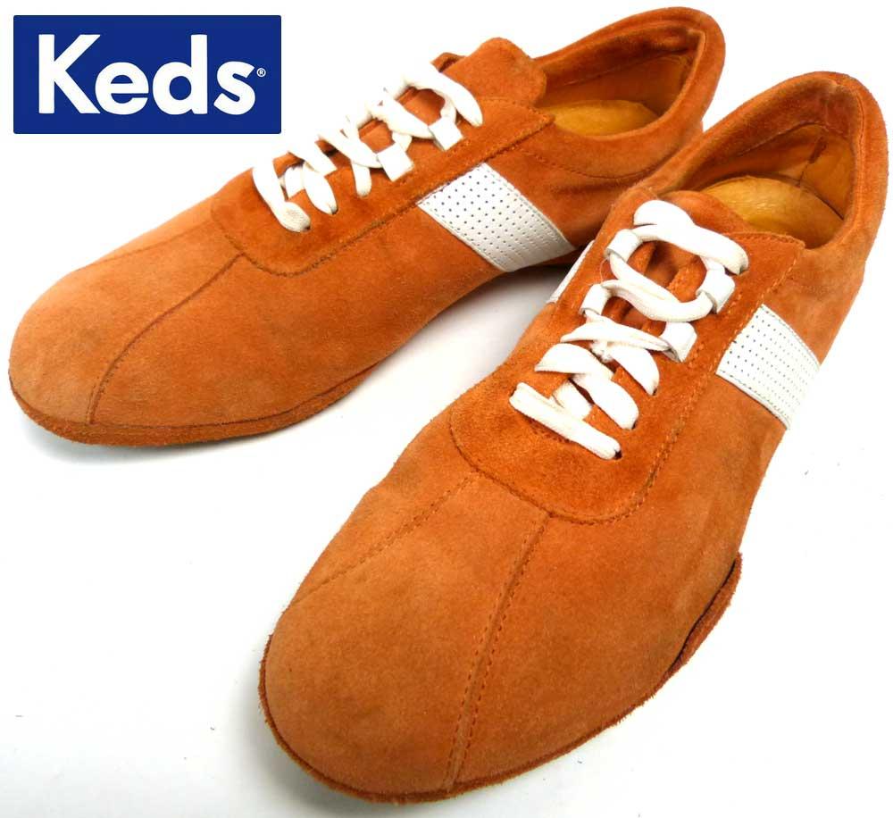 【訳あり】Keds スエードスニーカー (25cm相当)(メンズ)【中古】
