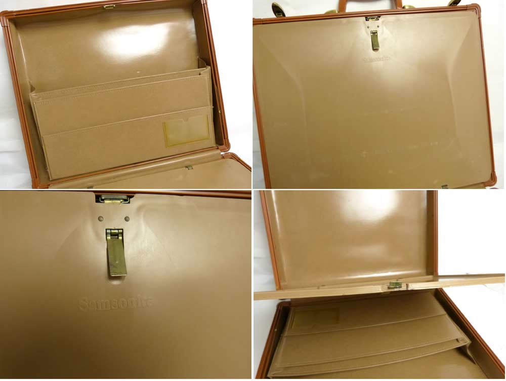 1950-60年代 サムソナイト samsonite  トランクケース/ スーツケース(ビンテージ)【中古】