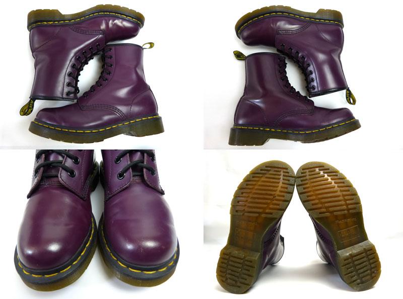 ドクターマーチン Dr.Martens 8ホールブーツ UK5 (23.5cm相当) (レディース)【中古】