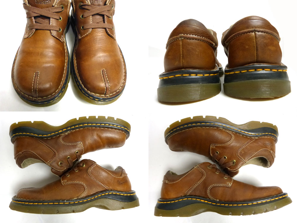 ドクターマーチン Dr.Martens 3ホールシューズ UK7(25.5cm相当) (紳士靴/メンズ)【中古】