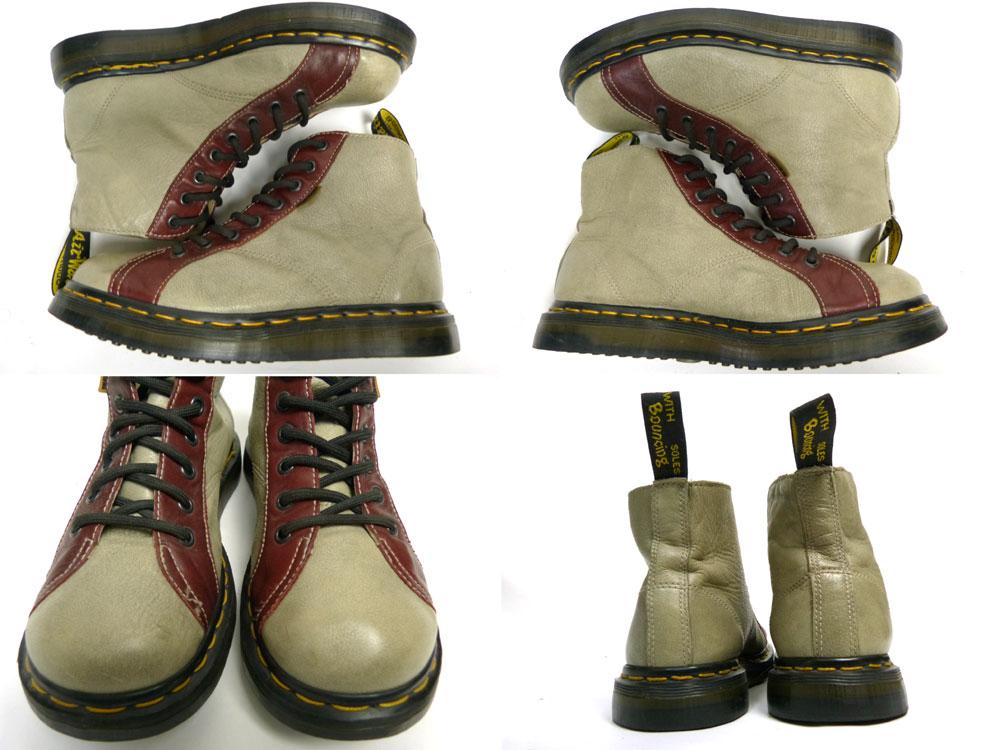 英国製 ドクターマーチン Dr.Martens 8ホール ブーツ UK6(24.5cm相当)(レディース)【中古】