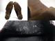 イタリア製 エルメネジルド ゼニア Ermenegildo Zegna スエードタッセルローファー US 7 1/2(25.5cm相当)(メンズ)【中古】