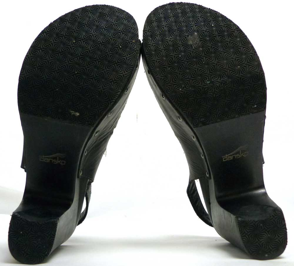dansko ダンスコ サボサンダル  / ストラップサンダル 41(26cm相当)(レディース)【中古】