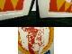 まつした えり / Eri Matsusita ポップアート /リトグラフ /シルクスクリーン(3/15)(エディション・サインあり)額装/小全紙判【中古】