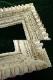 レトロ ヴィンテージ オールド シャビーな額縁 木製フレーム 油絵6号 / P6 (インテリア用品)【中古】