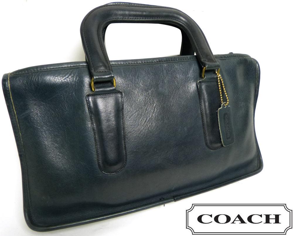 1960s USA製 オールドコーチOLD COACH オールドコーチ ハンドバッグ(アメリカ製)【中古】【送料無料】