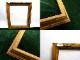 レトロ ヴィンテージ オールド シャビーな額縁 木製フレーム  (インテリア用品)【中古】