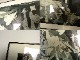 ゲルニカ (パブロ・ピカソ) 印刷物 キャンバス立体プリント ポスター 額装(1070×535mm)【中古】【送料無料】