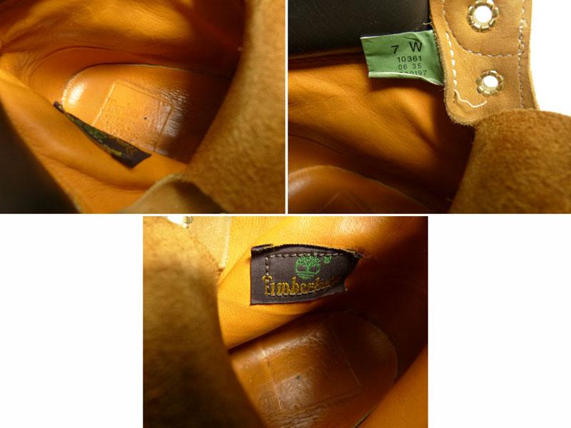 ティンバーランド Timberland 6インチ アウトドアブーツ 7W (24.0cm相当)(レディース)【中古】