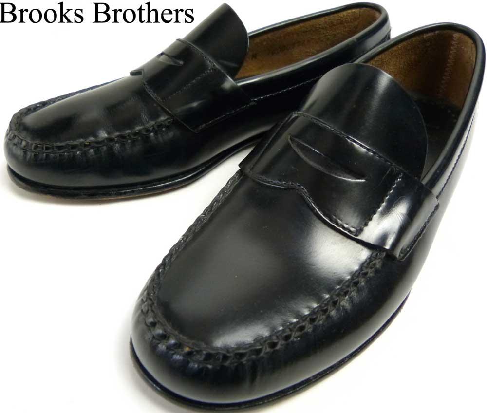 ブルックスブラザーズ BROOKS BROTHERS コイン(ペニー)ローファー 6 1/2M(23.5cm相当)( レディース )【中古】【送料無料】
