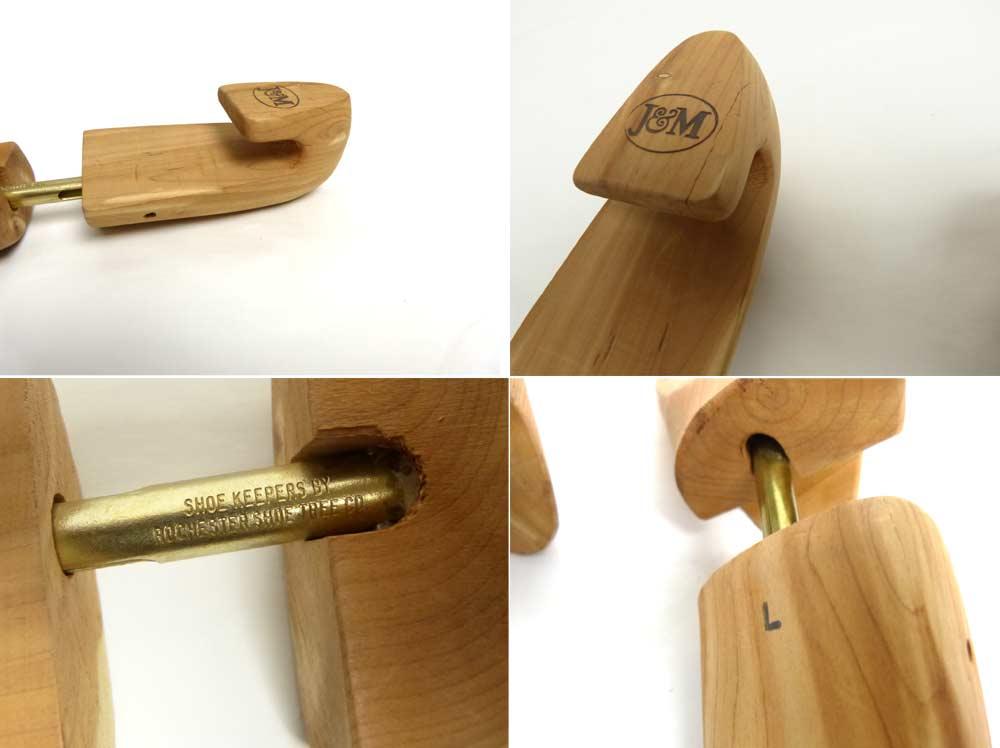 J&M×ROCHESTER SHOE 木製 シューキーパー/ シューツリー L( 27−28cm相当)(メンズ)【中古】