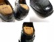 【訳あり】ジョンストン&マーフィー JOHNSTON & MURPHY ARISTOCRAFT アリストクラフト USA製ロングウィングチップシューズ 10 1/2 B/AA(27.5cm相当) ( メンズ )【中古】