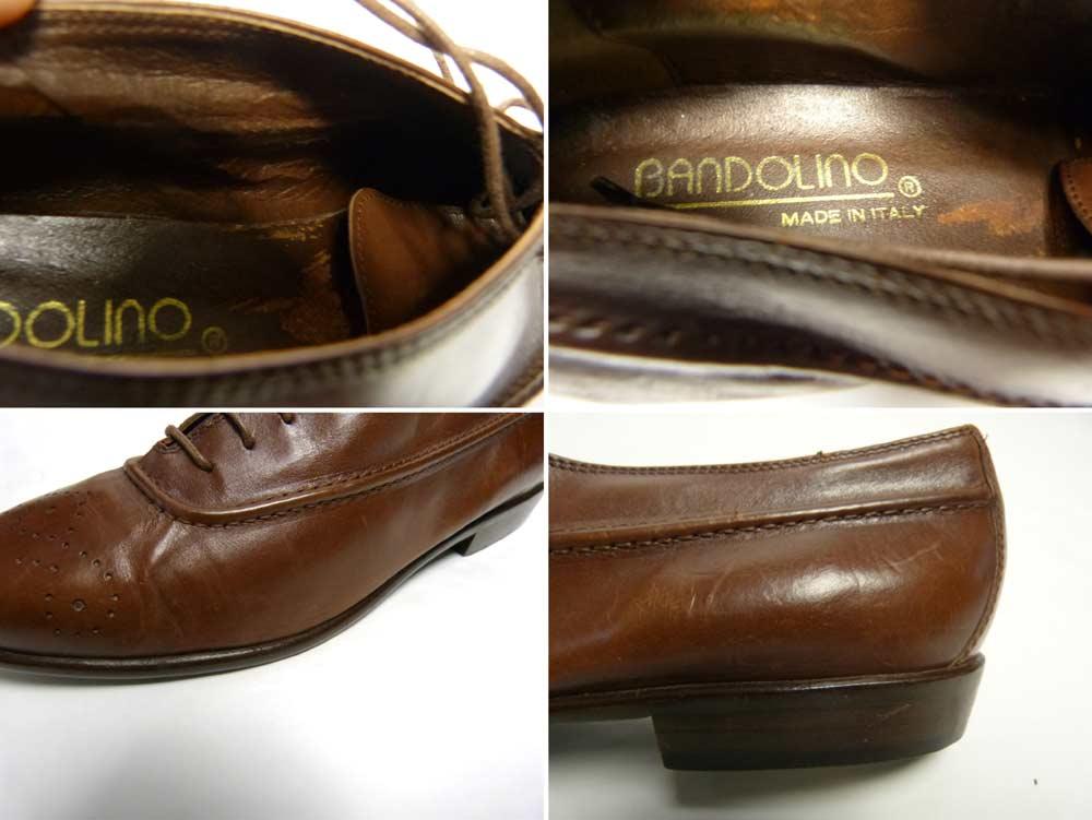 イタリア製 バンドリーノ Bandolino Uチップシューズ (23−23.5cm相当)(レディース)【中古】