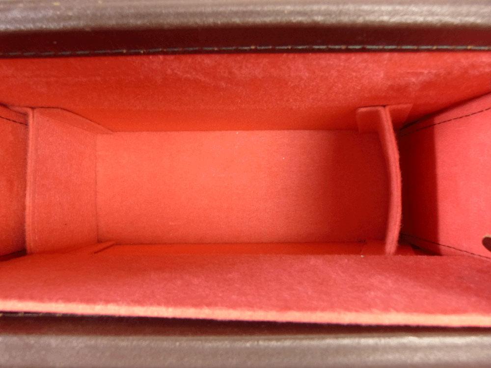 1960−70s ビンテージ  vintage レザートランク/フライトケース(パイロットケース)【中古】
