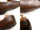 リーガル REGAL 654R モカシン / ヴァンプローファー/ドライビングシューズ (25cm相当)(メンズ)【中古】