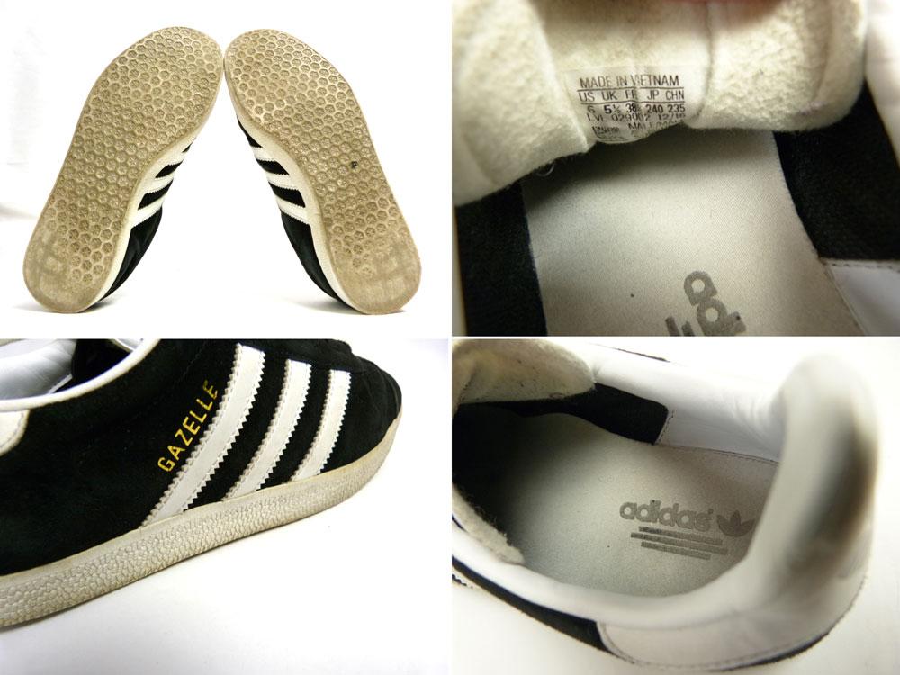 adidas アディダス GAZELLE ガッツレー スニーカー (24cm相当)(レディース)【中古】