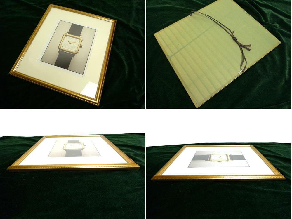 オールド金額縁 フレーム  ルイ・ヴィトン(Louis Vuitton )のカタログの切り抜き/ポスター (Paul Lepreux)【中古】