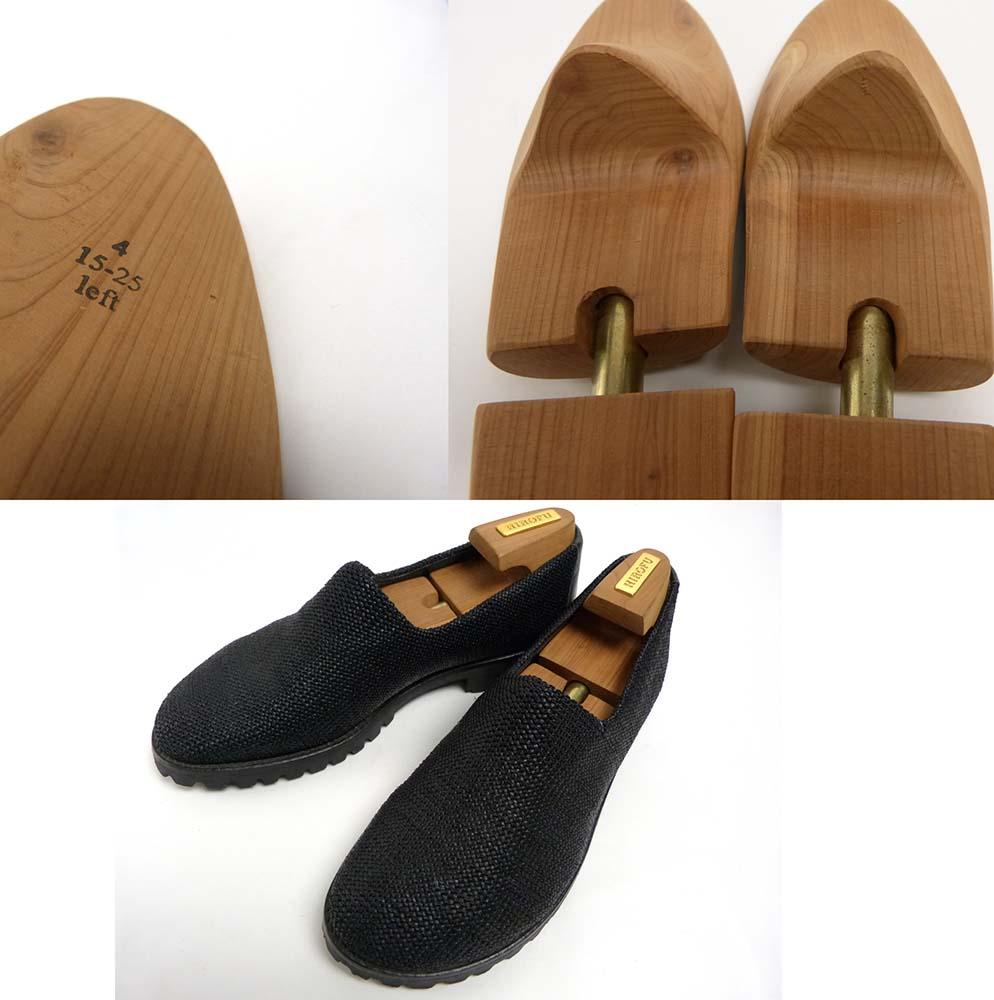 HIROFU ヒロフ 木製シューキーパー / シューツリー S(24.5-25cm相当)(レディース)【中古】