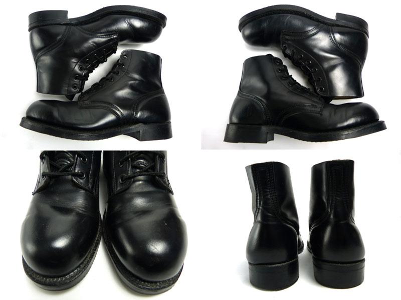 1990s カナダ軍 オフィサーブーツ / 編み上げワークブーツ 7E(25cm相当)(メンズ) 【中古】【送料無料】