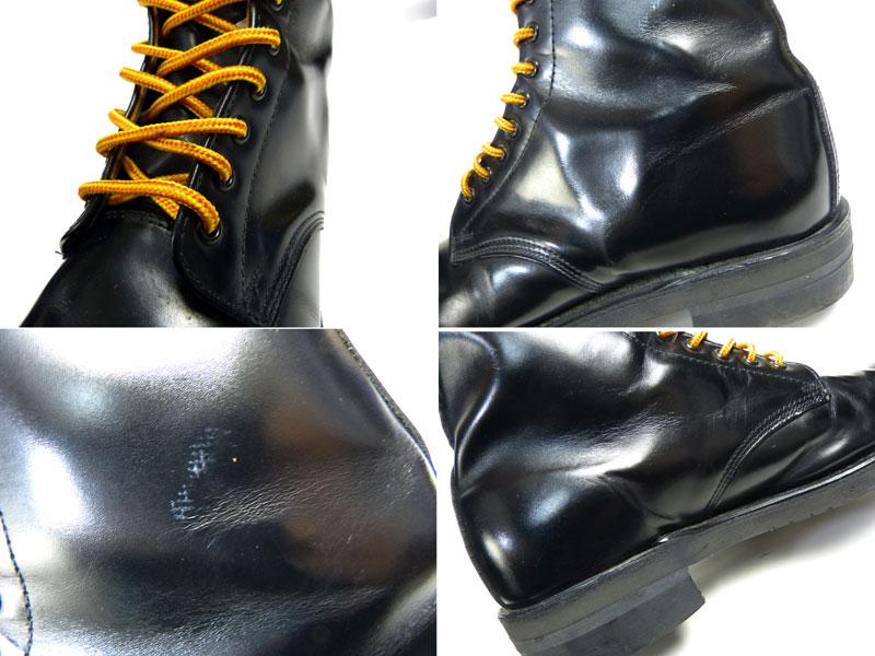 カナダ製  オフィサーブーツ / 編み上げワークブーツ 8 2E(26cm相当)(メンズ)【中古】【送料無料】