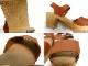 スウェーデン製  MIA ストラップ サボサンダル 40(25cm相当)(レディース)【中古】