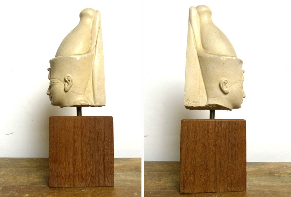 USA ALVA MUSEUM 美術館の作品のレプリカ(インテリア雑貨)【中古】