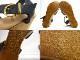 イタリア製 アダムエロペ Adam et Rope ストラップサンダル 37(23.5cm相当)(レディース)【中古】