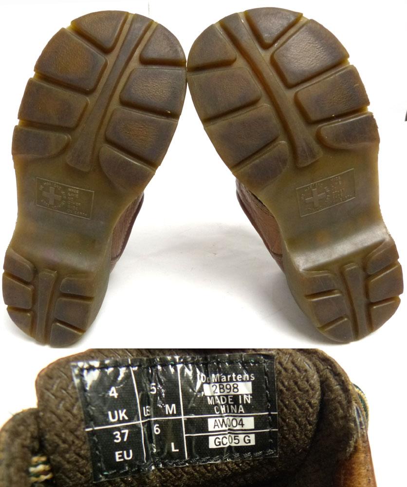 ドクターマーチン / Dr.Martens 4ホールUチップシューズ UK4(22.5cm相当)(レディース)【中古