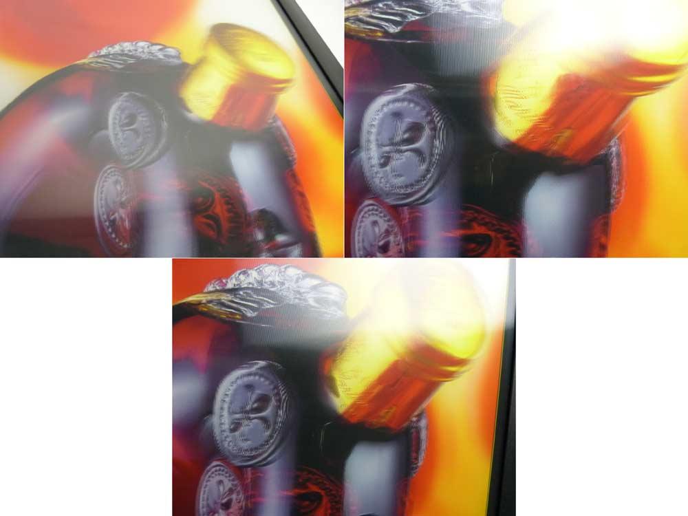 【希少】レミーマルタン ルイ13世 Remy Martin  電飾看板 / 宣伝用  / レンチキュラー(未発売)【中古】【送料無料】