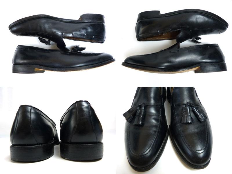 アレンエドモンズ Allen Edmonds Grayson USA製 タッセルローファー US12(30cm相当)(メンズ)(紳士靴)【中古】 【送料無料】