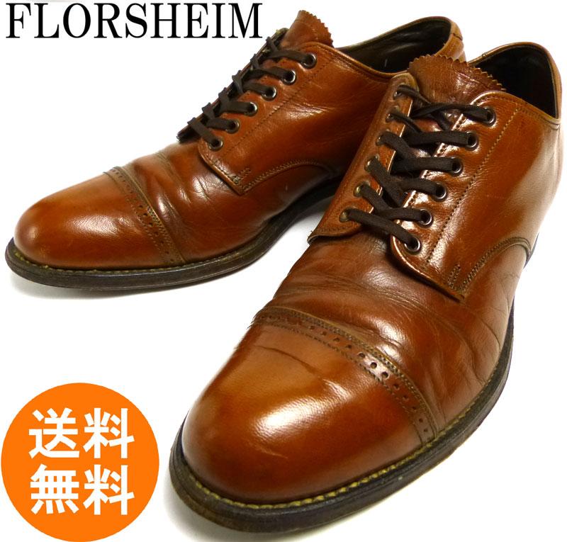 フローシャイム FLORSHEIM ストレートチップシューズ 6 1/2D(24.5cm相当)( レディース )【中古】