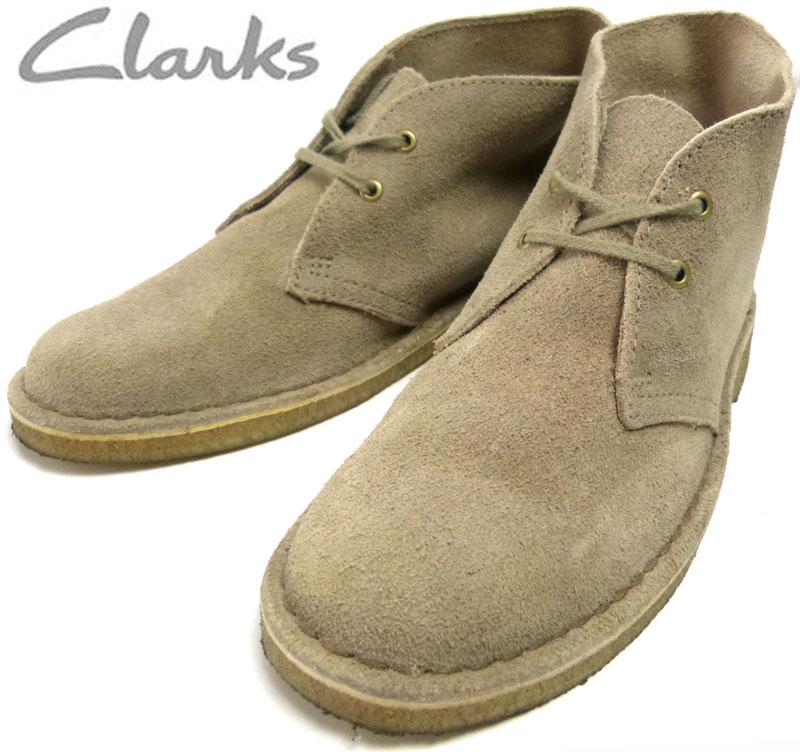 Clarks クラークス デザートブーツ チャッカブーツ 6 1/2M(23.5cm相当)(レディース)【中古】