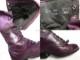 USA製ビンテージ Laredo ラレド 編み上げレースアップ /ウエスタンブーツ 7M(24cm相当)(レディース)【中古】
