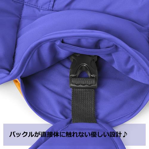 ラフウェア クインジー ジャケット [ハイビスカスブルー/XL]