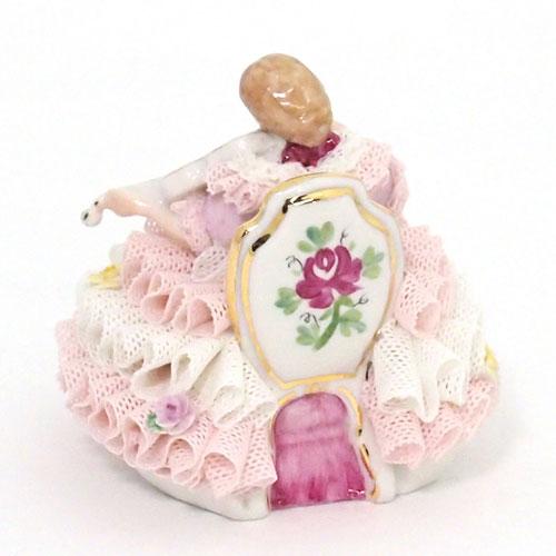 【限定1個】 アイリッシュドレスデン ジョセフィーヌ ピンク
