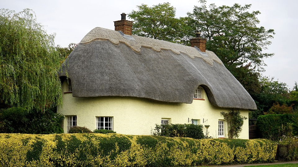 イギリスの家ティーポット コーンウォール
