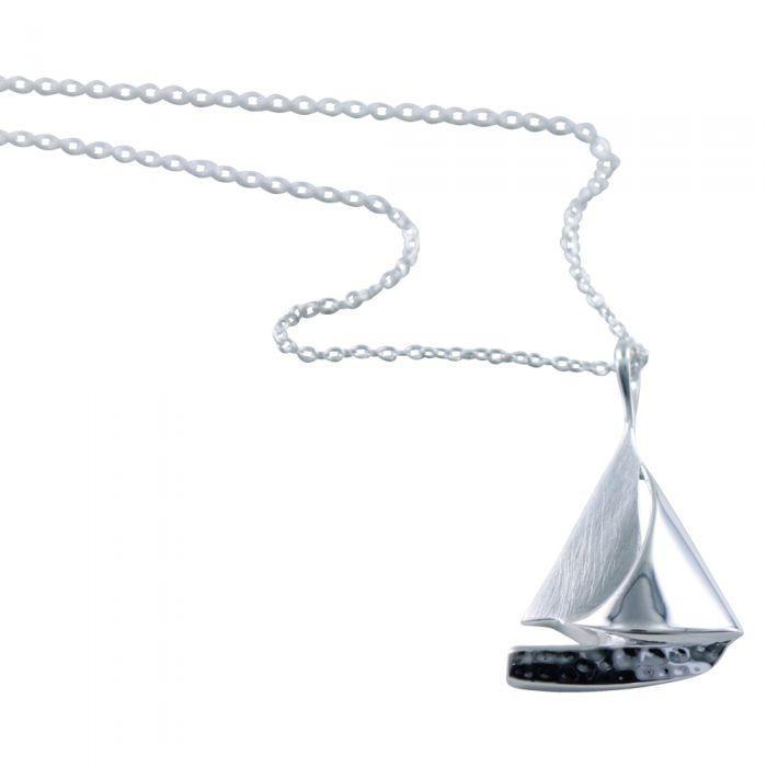 リーブス&リーブス ジュラシックコースト ネックレス 帆船