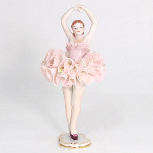 【限定1個】 アイリッシュドレスデン ジャニーン ピンク