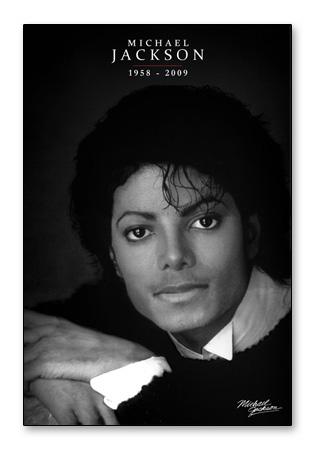 マイケルジャクソン 1958 -2009(アーティスト不明)