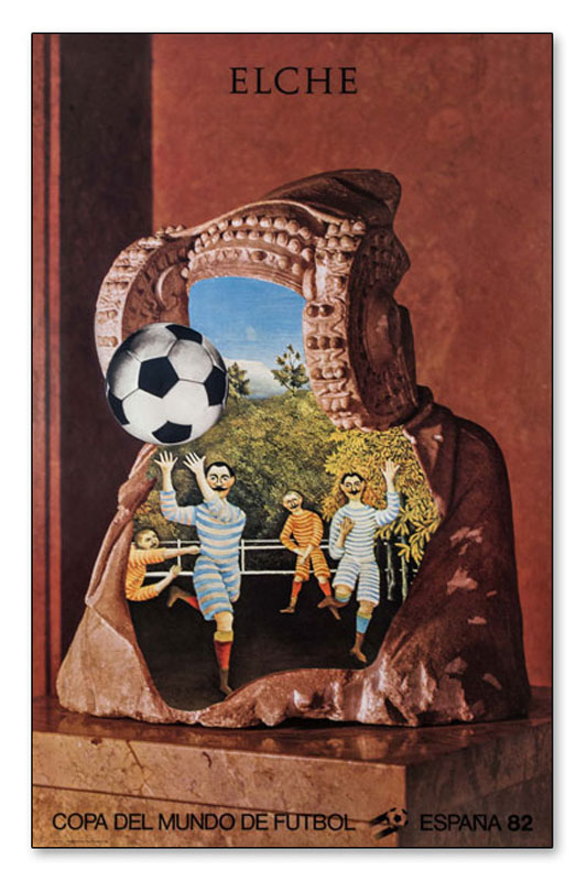 FIFAワールドカップ 1982 Munsial(ジリ カラー)