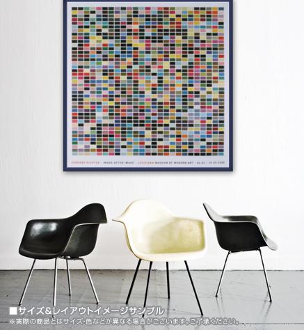 1025 Colors (1025 Farben)(ゲルハルト リヒター)