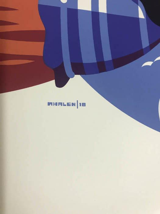 Mondo スタジオジブリ メアリと魔女の花 限定150枚 手書きナンバリング入り(トム ウェイレン)