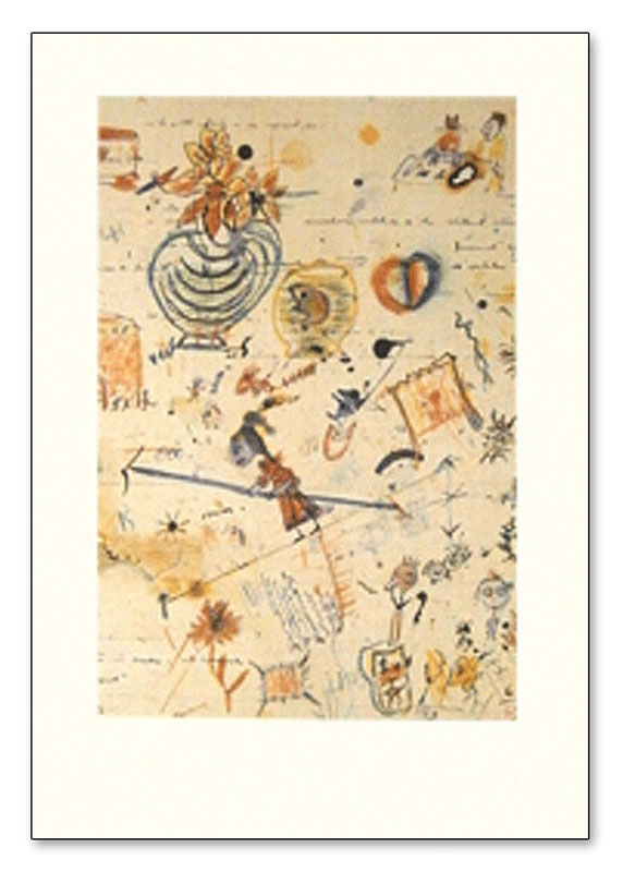 Manuscrit(ジャック プレヴェール)
